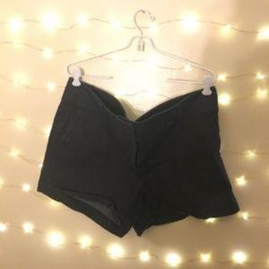 Ann Taylor Dressy Denim Shorts